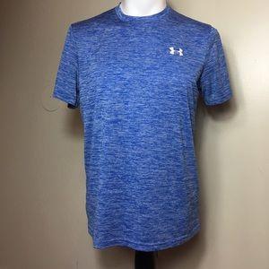 Under Armour loose Men's Shirt Medium blue